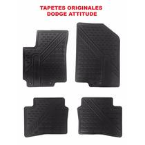 Tapetes Originales Dodge Attitude 2006-2014, Envío Gratis!