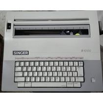 Maquina De Escribir Marca Singer Modelo S1000 Envio Gratis