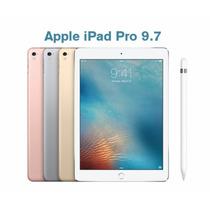 Ipad Pro 9.7 Pol. 32gb Wi-fi+4g Lacrado Brinde E Nota Fiscal