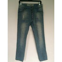 Jeans Bombacha Fez Talla 38