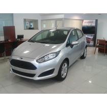 Nuevo Ford Fiesta S Plus 5 Pts Entrega Inmediata