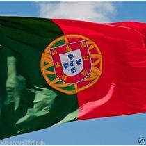 Bandera De Portugal Y Todos Los Países. 150x90cm