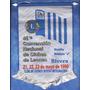Banderin - Club De Leones - Distrito Multiple J