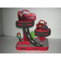 Centros De Mesa Infantiles Cars