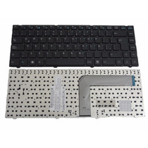 Teclado Bgh Positivo J400 M400 J410 Ken Brown A14 Sp Black