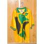 Camisa Jamaica Unisport Ano 2000 Nova Rara