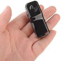 Mini Câmera Espião Gravador Vídeo Áudio Filma Digital