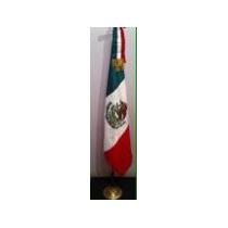 Asta Bandera De Mexico Reglamentaria