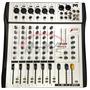Consola Mixer 6 Canales Stereo Con Efectos - Alma Store -