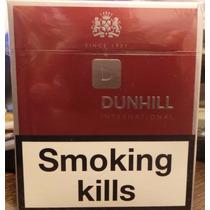 Carton Dunhill 10 Box 200 Cigarrillos Importado
