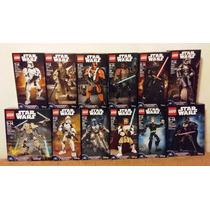 Lego Star Wars Colección 12 Figuras 75111 - 75112 - 75117