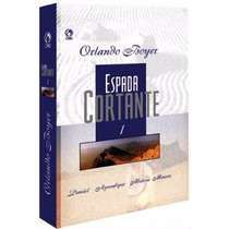 Espada Cortante Vol.1 - Orlando Boyer