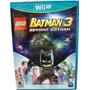 Lego Batman 3 Beyond Gotham Nintendo Wii U - Minijuegosnet
