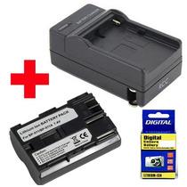 Carregador + Bateria Bp511 Powershot G1 G2 G3 G5 G6 Pro 1 90