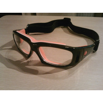 Lentes Opticos Para Deporte - Futbol - Basketball - Tenis