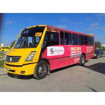 Publicidad Camion Transporte Urbano Integral Completo Slp
