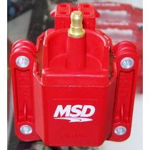 Bobina Msd 8226 Chevrolet Gm Conector Dual Chevy Gmc