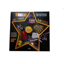Kit De 50 Mágica Fáceis Para Aprender Crianças Ou Iniciantes