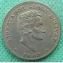 Moneda Colombia 50 Pesos Error Girada 45 Grados Izqui. 1963