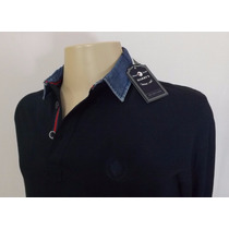 Camiseta Polo Harry´s Manga Longa - Cod. Uni000101