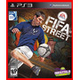 Fifa Street Ps3 Jogo Play 3 Codigo Psn Futebol