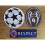 Patch Oficial Liga Dos Campeões Troféu 4 - Ajax