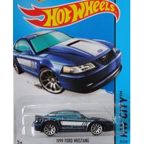 Hotwheels 1999 Ford Mustnag # 96 2014