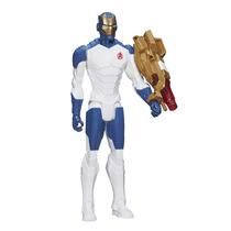 Figura Titan Iron Man Con Accesorios