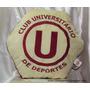 Universitario De Deportes Cojín Hexagonal (30 Soles)