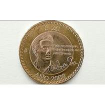 Monedas De 20 Pesos La Que Busques La Tengo Y En Buen Estado