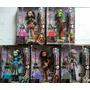 Colección Monster High Serie Scaris Nuevas Entrega Inmediata