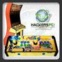 Maquinita Con Xbox 360 De Palanca Y Botones