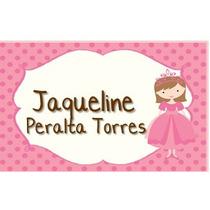 Tarjetas Infantiles Personales Personalizadas