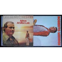 Roberto Mendes - Adeus Amilton Lelo - Lp Vinil 1980 + Poster