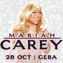 2 Entradas Mariah Carey Vip Fila 18 (48- 50) Vie 28/10 Geba