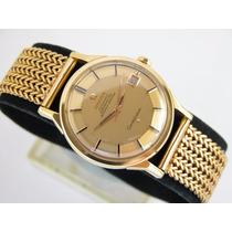 Relógio Omega Constellation Ouro Maciço 18kt Rose 1966