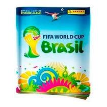 Copa Do Mundo 2014 Album Vazio + 220 Figurinhas Soltas