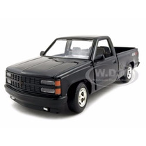 Chevrolet 454 Ss Pickup 1992 American Clasics Motor Max 1:24