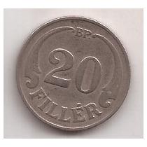 Hungria Moneda De 20 Filler Año 1926
