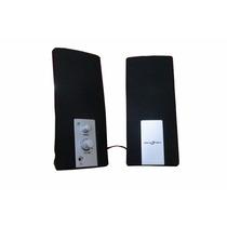 Cornetas Para Computadora Pc Laptop 2.0 Speaker Usb Dibiris