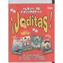 Lote Oferta. Album Figuritas Joditas + 40 Paquetes.promo