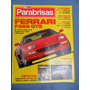 Revista Parabrisas Nº 198 Abril 1995 Test Ferrari F355 Gts