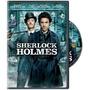 Sherlock Holmes Dvd Nuevo Estreno 2010 + Poster + Boleta