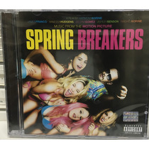 Cd Spring Breakers Music From Picture Nuevo Original