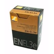 Bateria Camera Digital En-el3e Nikon D100 D200 - Cp88