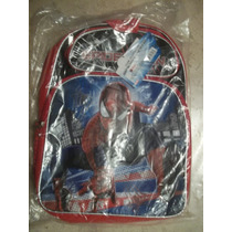 Backpack Mochila Hombre Arana 2