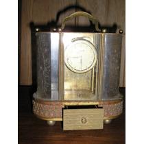 Antiguo Reloj Musical Aleman De Mesa (no Funciona)