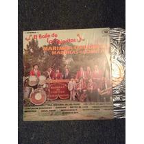 Lp Marimba Orquesta Maderas De Comitan