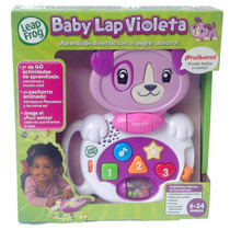 Juguetes Leap Frog. Babylap Violeta / Verde