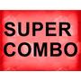 Combo - 3 Cordões Ópticos 1 Sc / Lc+1 Lc / Lc+1 Fc/sc